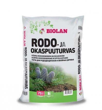 Biolan Rodo- ja Okaspuuturvas