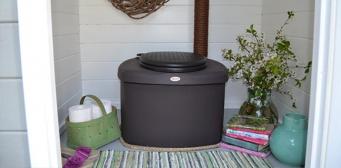 Komposteeri suvila biojäätmed mullaks
