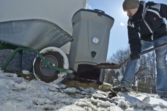 Kompostimine talvel