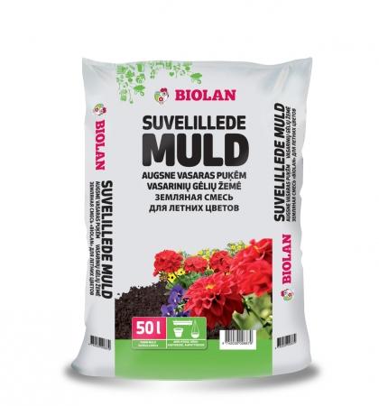 Biolan Suvelillede Muld
