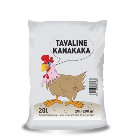 Biolan Tavaline Kanakaka