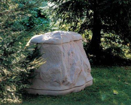 Biolan Maastikukomposter Kivi